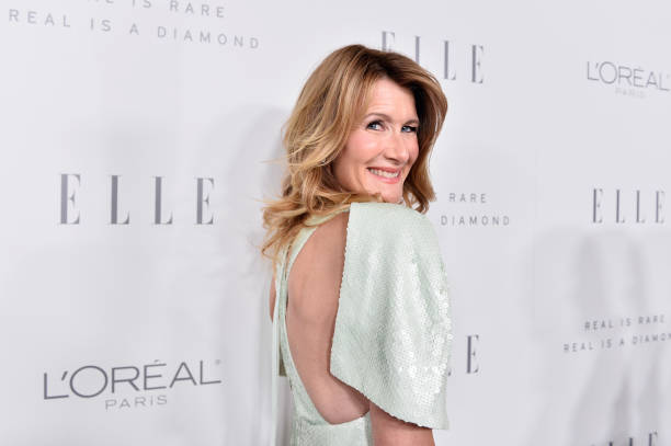 "Laura Dern says sexual harassment seemed like a ""prerequisite"" to working in Hollywood"
