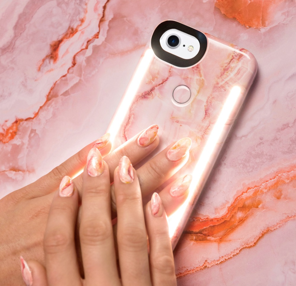 reputable site 80301 8f58f LuMee just released a new marble collection that way our phones can ...