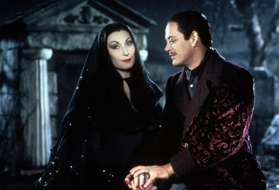 "8 Morticia Addams dresses that will make Gomez croon, ""Cara mia"""