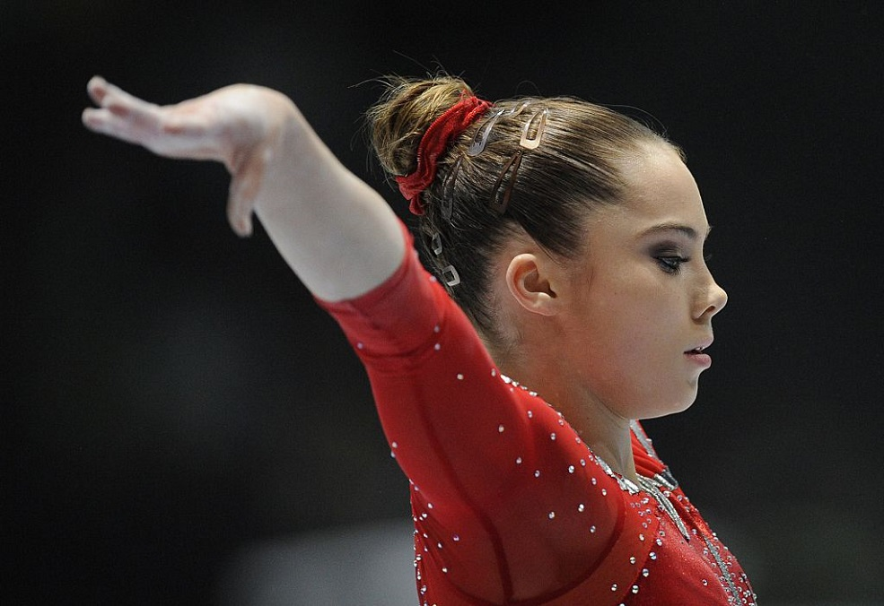 Gymnast McKayla Maroney joined #MeToo, saying she was molested by the U.S. Women's Team doctor for years