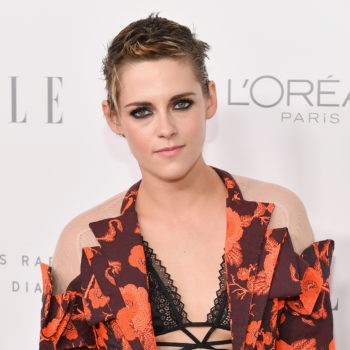Kristen Stewart shared how she tries to help other women when she sees them being harassed
