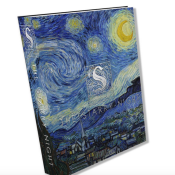 Storybook Cosmetics is coming out with a Vincent Van Gogh-inspired palette