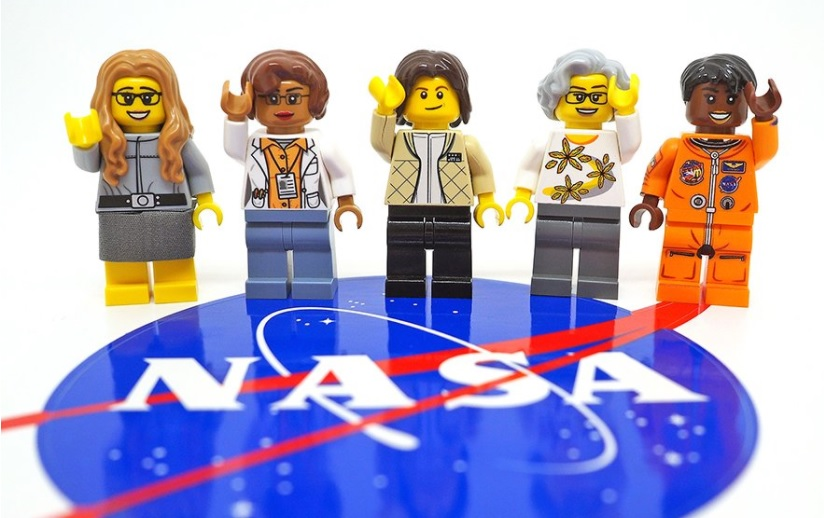 "Who's the important woman missing from the new ""Women of NASA"" Lego set?"