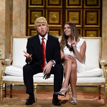"Taran Killam has some not nice words about that time Donald Trump was on ""SNL"""
