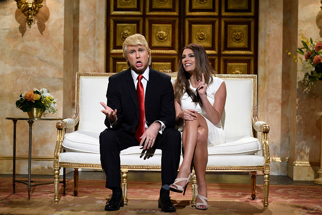 """Taran Killam has some not nice words about that time Donald Trump was on """"SNL"""""""