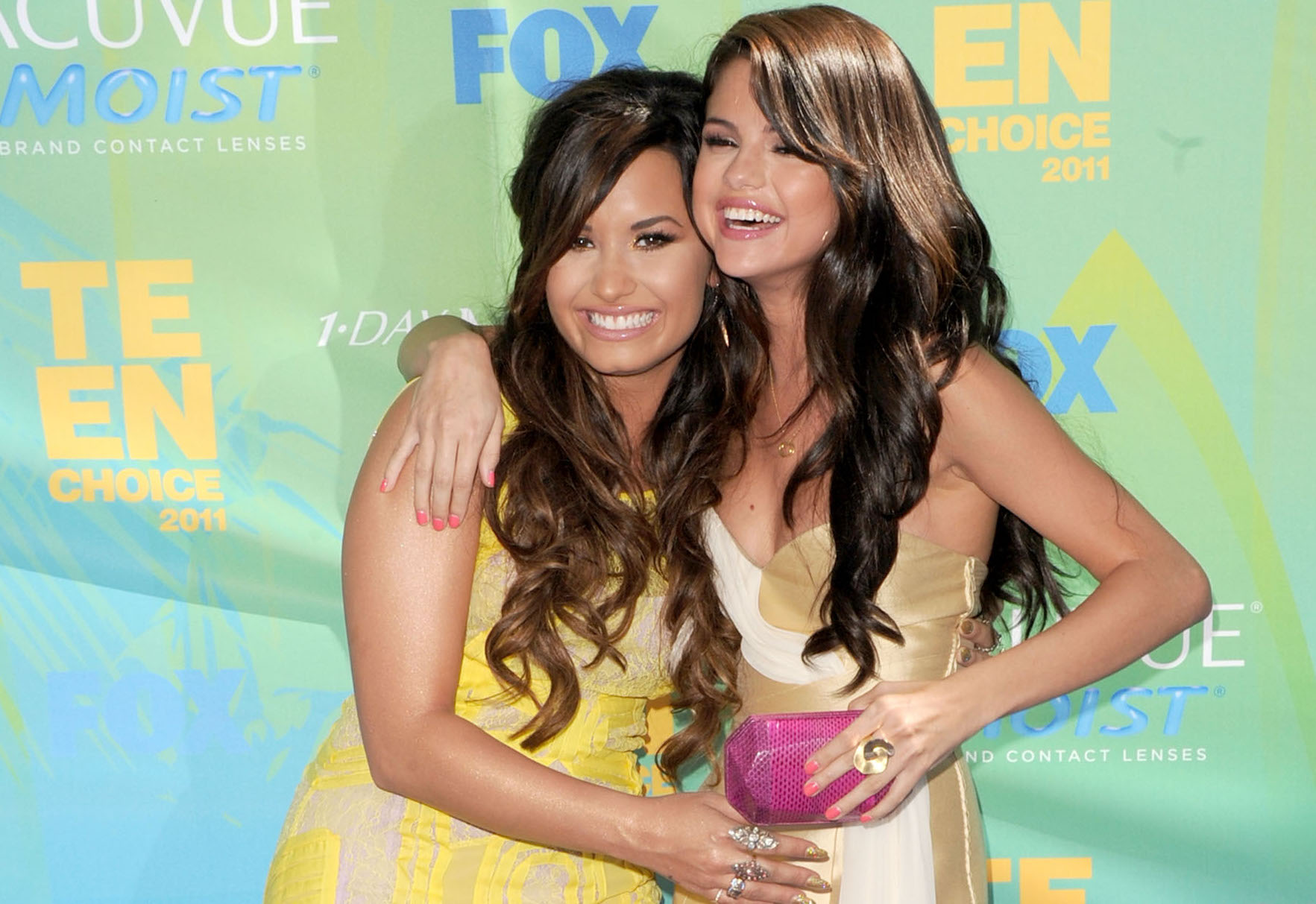 Selena Gomez said she wishes more people were like Demi Lovato, and honestly, same