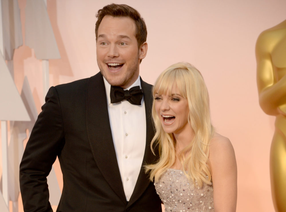 Anna Faris just opened up about how she and Chris Pratt feel about each other, cue tears