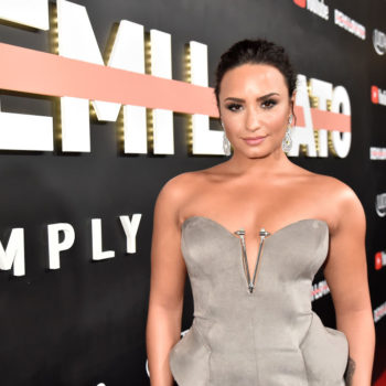 Demi Lovato admits she had an eating disorder relapse this past summer