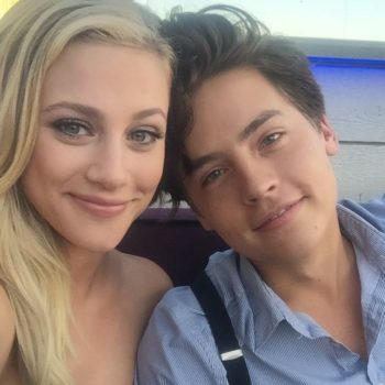The internet is melting because Cole Sprouse took more photos of Lili Reinhart
