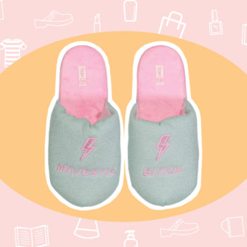 "WANT/NEED: Slippers to keep your ""majestic bitch"" feet warm, and more stuff you'll want to buy"