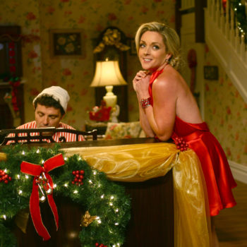 "You don't need to get us anything else for the holidays, because Jane Krakowski has joined the cast of ""A Christmas Story Live!"""