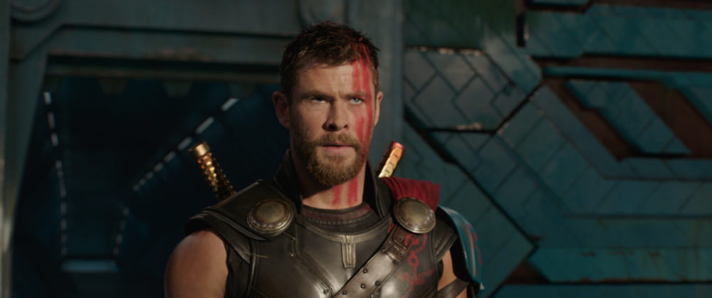 """Thor: Ragnarok"" cut a romantic subplot that would have made the movie ~steamy~"