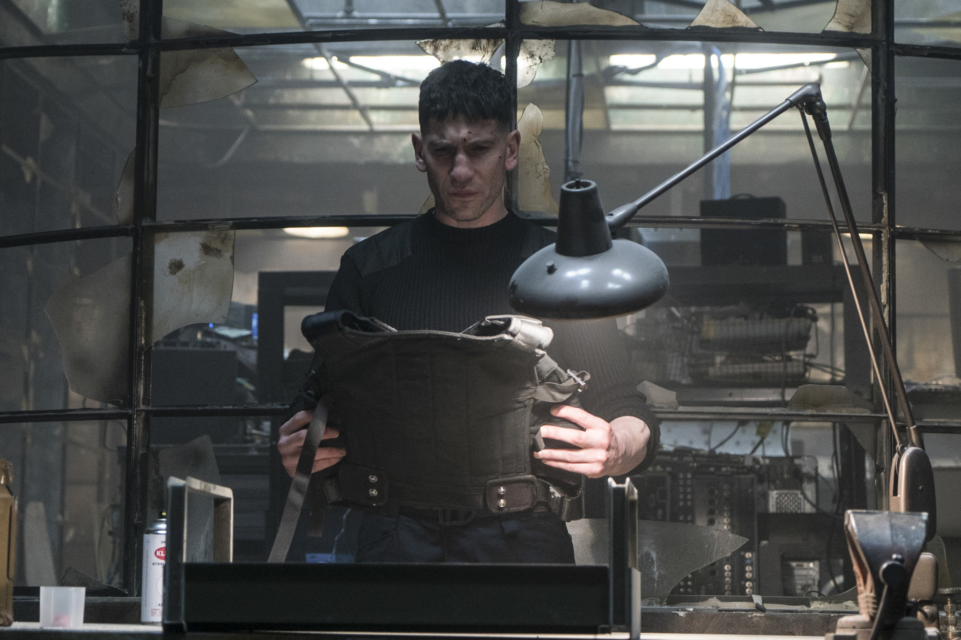"""Frank Castle is out for revenge in Netflix's latest trailer for """"The Punisher"""""""