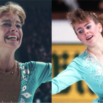 "The first ""I, Tonya"" teaser has arrived, and Margot Robbie sticks the landing as the infamous figure skater"