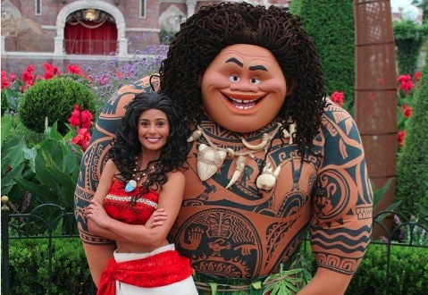 Is it okay to dress up as Disney's Moana for Halloween if you're white? Here's one mom's take