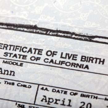 Can you change your birth certificate if you identify as nonbinary?