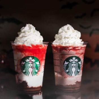 Here's how to order the Vampire Frappuccino at Starbucks in America