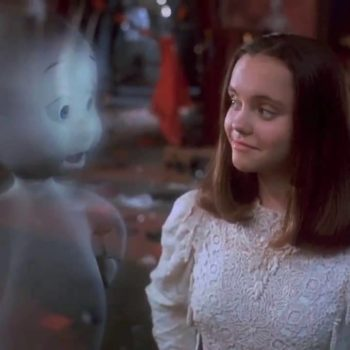 "Netflix's going to get a little spooky on November 1st — ""Casper"" is coming to streaming"