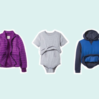 Yes! Target now has a clothing line for children with disabilities