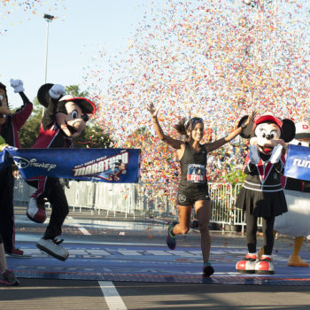 Disneyland has canceled all upcoming runDisney marathons, and you're going to have to hang up your running shoes for a while
