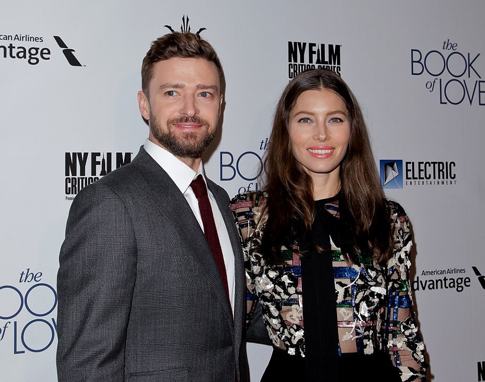 Justin Timberlake shared a musical ode to wife Jessica Biel for their 5th anniversary