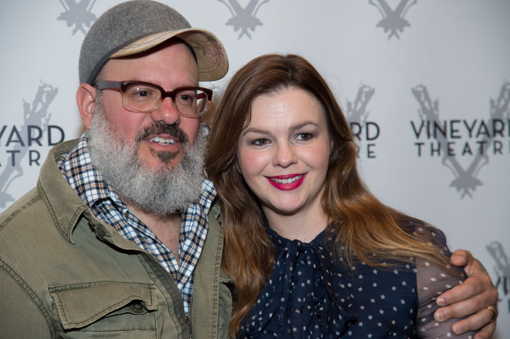 "Amber Tamblyn reached out to an actress who accused David Cross of making racist comments, saying, ""I believe her"""