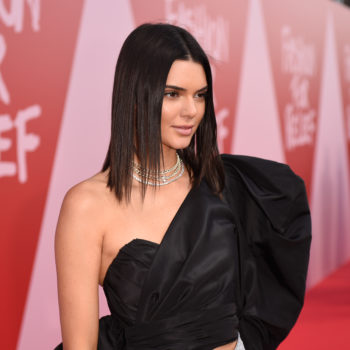 Kendall Jenner almost fell victim to the grossest of pranks