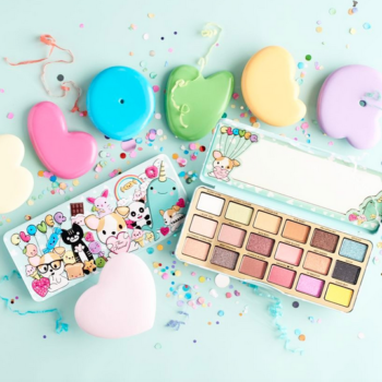 You can get your paws on Too Faced's Clover eyeshadow palette