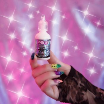 If you loved puffy paint as a kid, Laser Kitten's new DIY line is a dream come true