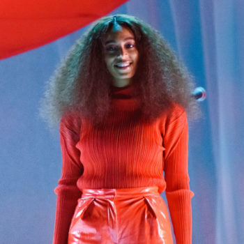 Solange just called out a magazine for photoshopping her hair