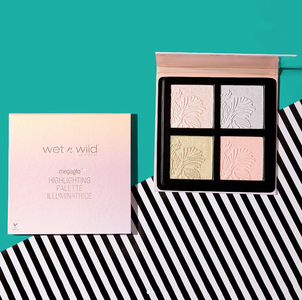 Wet n Wild released its first-ever vegan highlighter palette, and it's a pastel wonderland