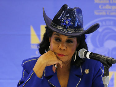 Here's why #IBelieveFrederica is trending on Twitter right now