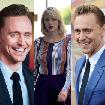 "Is Taylor Swift's new song ""Gorgeous"" about Tom Hiddleston? The ocean blue evidence is staring us right in the face"