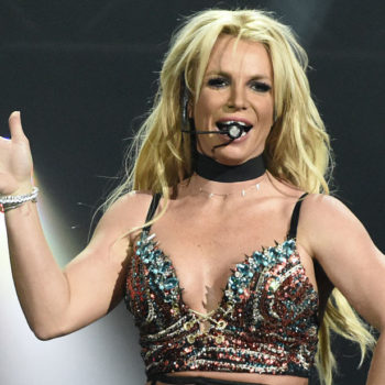 Britney Spears just recreated one of her most iconic video looks on Instagram