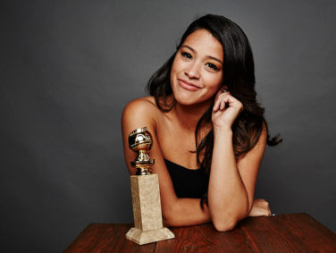 Gina Rodriguez is producing a new TV show for The CW about feminists, and is there anything she can't do?