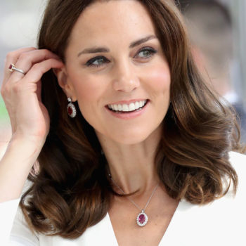 Kate Middleton never wears nail polish in public, and here's why
