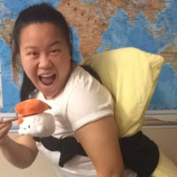 This high school student is wearing a different Halloween costume every day in October
