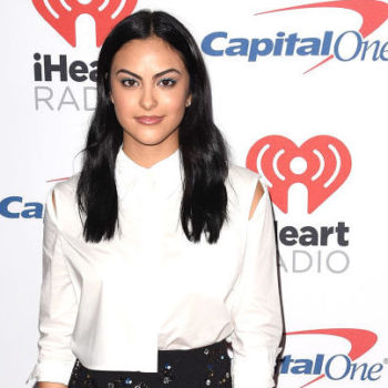 """Riverdale"" star Camila Mendes shared an important message to those struggling with eating disorders"