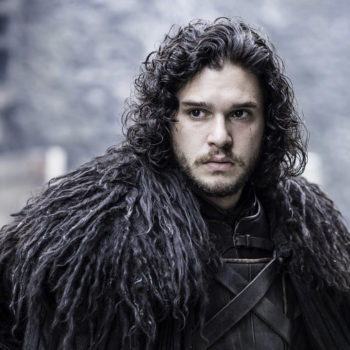 "Kit Harington knows exactly how ""Game of Thrones"" will end, and it's so good, it made him cry"