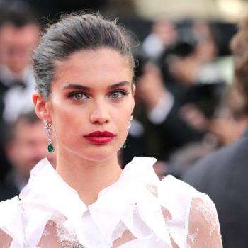 Victoria's Secret model Sara Sampaio says Lui magazine published nude photos of her without her consent, and that's not okay