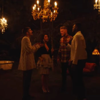 It's not even Halloween, but Pentatonix is already getting the Christmas music going in this gorgeous new video