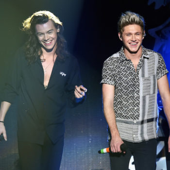 Niall Horan called Harry Styles his brother after last night's We Can Survive concert, and basically everyone's hearts just exploded
