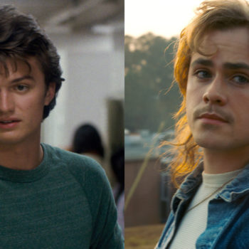 "There was a whole lot of hair envy on the set of ""Stranger Things"" Season 2"