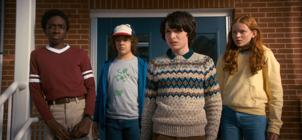 "For those wondering, ""Stranger Things"" Season 2 is just as good as (if not better than) the first"