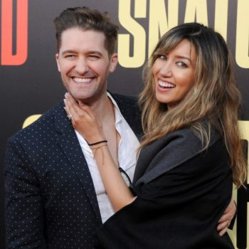 """Glee's"" Matthew Morrison just welcomed a son, and we love his name"