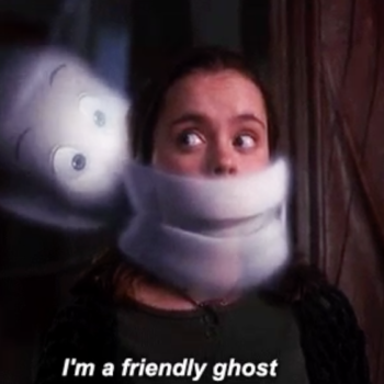 #WhyCasperIsntSoFriendly is the Halloween hashtag that will ruin the friendly ghost for you