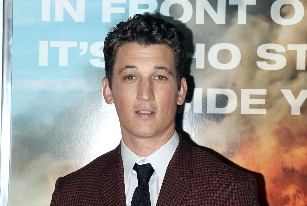 "Miles Teller would like you to hear *his* version of the story when it comes to his role in ""La La Land"""