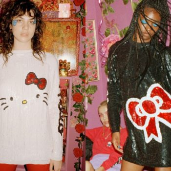 "ASOS and Hello Kitty are collaborating on a cute collection that's ""purrfect"" for the holidays"