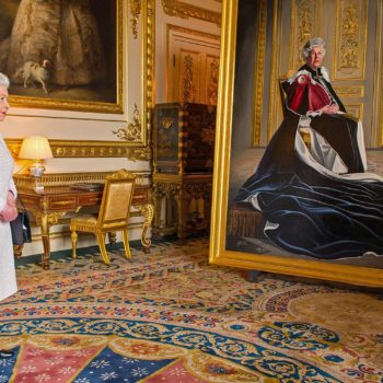 The British royal family is looking for a conservation intern