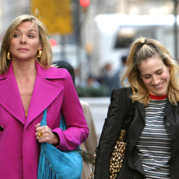 "Kim Cattrall just confirmed a longstanding rumor about ""Sex and the City"""